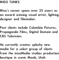 Miso Michael Tunks